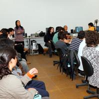 apresentação dos grupos de pesquisa